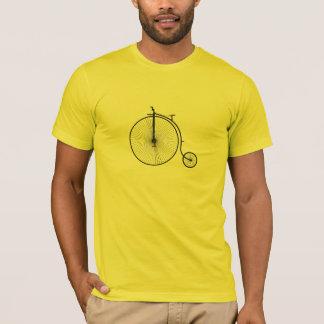 Pennyfarthing-Fahrrad Großartig-Bi T-Shirt