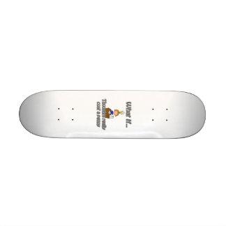 Pennygedanken Personalisiertes Skateboard