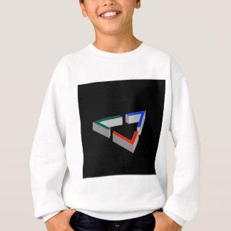 Penrose Dreieck Sweatshirt