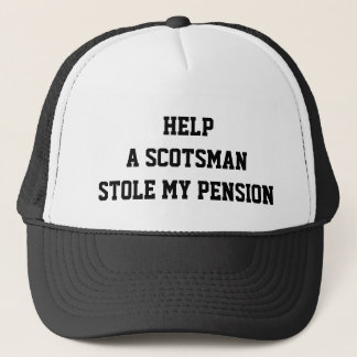 Pensionen Truckerkappe