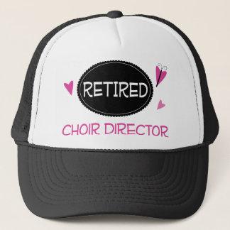 Pensionierter Chor-Direktor Truckerkappe
