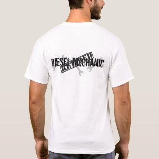 Pensionierter Dieselmechaniker T-Shirt