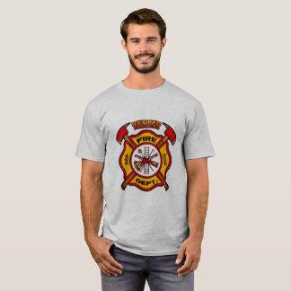 Pensionierter Feuerwehrmann T-Shirt