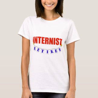 PENSIONIERTER INTERNIST T-Shirt