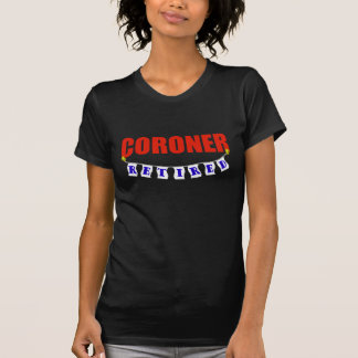 PENSIONIERTER UNTERSUCHUNGSRICHTER T-Shirt