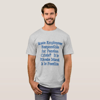 Pensions-Krise? T-Shirt