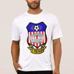 Pentagon-Fußball-Verein-T - Shirt