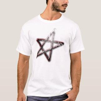Pentagram black-red T-Shirt