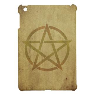 Pentagram gemasert iPad mini hülle