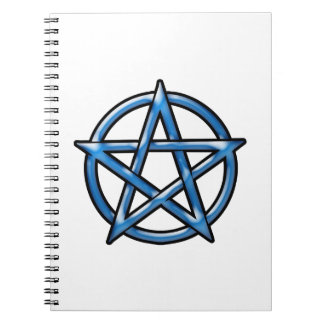 Pentagram Notizblock