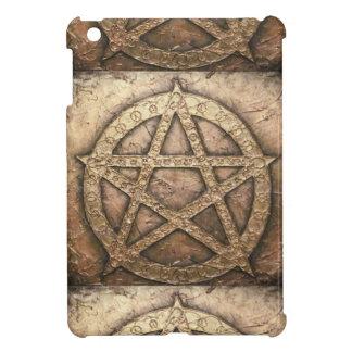 Pentagram von Schutzen iPad Mini Hülle