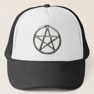 Pentagramm-Hut Truckerkappe