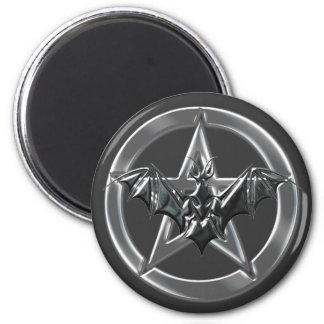 Pentagramm-Schläger Magnets
