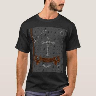 Pentagramme und Hexen Halloween T-Shirt