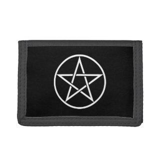 PentagrammPentagram heidnische Wiccan Geldbörse