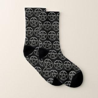 Pentagrammpentagram-Socken Socken