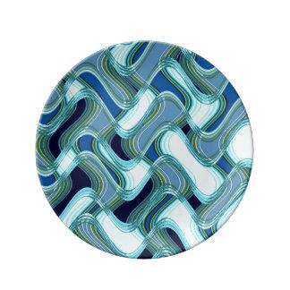 Penthaus-u. Plasterungs-dekorative Teller