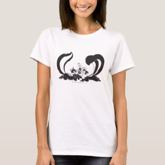 Pepe Le Pew und Penelope 4 T-Shirt