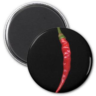 Peperoni 2 runder magnet 5,7 cm