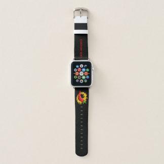 Peperoni mit Flamme Apple Watch Armband
