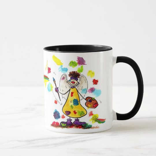 Pepita-Engel Tasse
