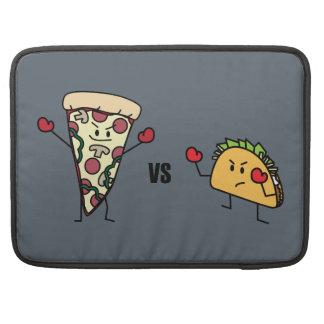 Pepperoni-Pizza GEGEN Taco: Mexikaner gegen Sleeve Für MacBooks