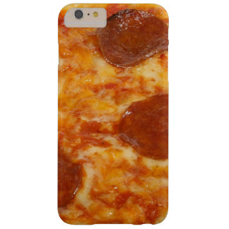 Pepperoni-Pizza-Handy-Fall Barely There iPhone 6 Plus Hülle