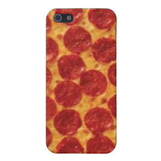 Pepperoni-Pizza iPhone 5 Etui