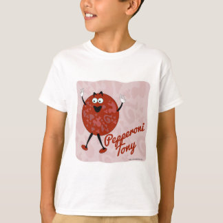 Pepperonis Tony T-Shirt