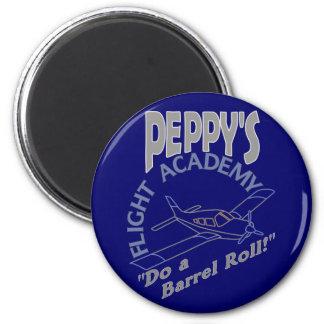 Peppys Flug-Akademie Magnete