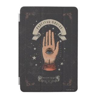 Percival-Grab-magische Handgraphik iPad Mini Hülle
