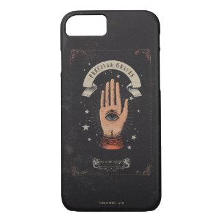 Percival-Grab-magische Handgraphik iPhone 8/7 Hülle
