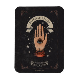 Percival-Grab-magische Handgraphik Magnet