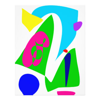 Perfekte abstrakte Balance Individuelle Flyer
