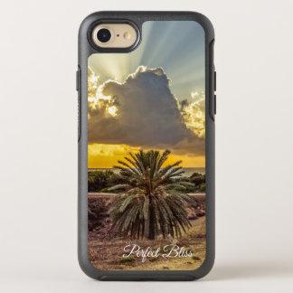 Perfekte Glücks-Strand-Szene OtterBox Symmetry iPhone 8/7 Hülle