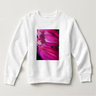 Perfekte rosa Verführung: Romantische Sweatshirt
