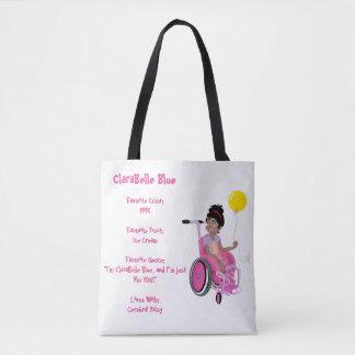 Perfekte Tasche - ClaraBelle blaue w/Balloon