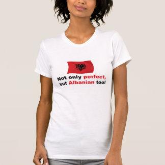 Perfekter Albaner T-Shirts