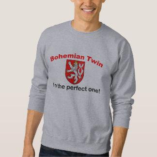 Perfekter böhmischer Zwilling Sweatshirt