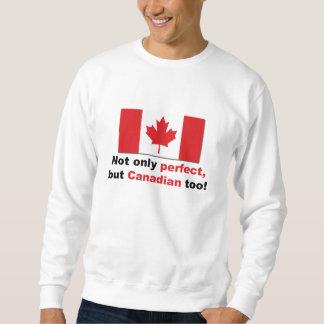 Perfekter Kanadier Sweatshirt
