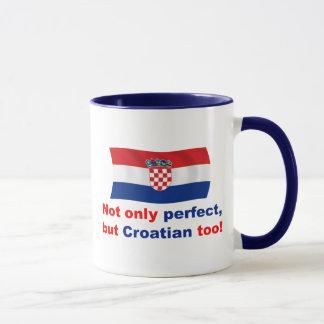 Perfekter Kroate Tasse