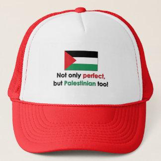 Perfekter Palästinenser Truckerkappe