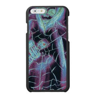 perfektes beängstigendes Skelett Incipio Watson™ iPhone 6 Geldbörsen Hülle