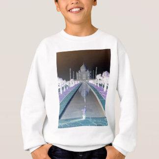 perfektes taj umgewandelt sweatshirt