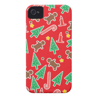 Perfektes Weihnachten Case-Mate iPhone 4 Hülle