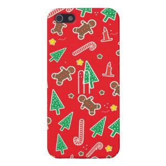 Perfektes Weihnachten Schutzhülle Fürs iPhone 5