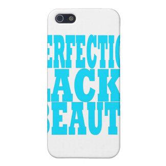 Perfektion ermangelt Schönheit iPhone 5 Etuis