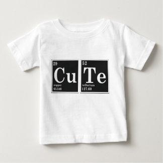 Periodische Elemente des CU TE Baby T-shirt