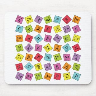 Periodische Elemente Mousepads