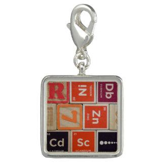 Periodische Elemente Zink-Wissenschaft Charm